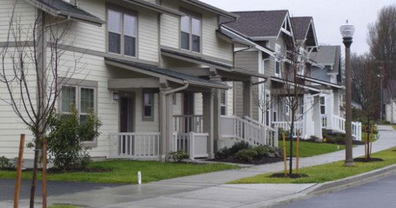 Rental housing at Tacoma Housing Authority's New Salishan Redevelopment Project. (PHOTO COURTESY TACOMA HOUSING AUTHORITY)