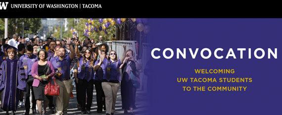 Convocation marks new academic year at UW Tacoma